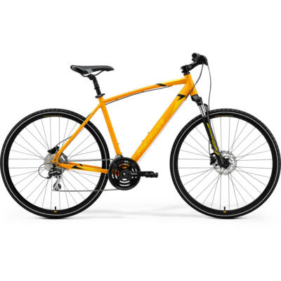 Merida Crossway 20, selyem narancs (sárga) 2021