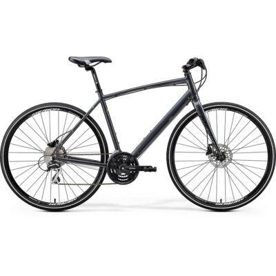Merida Crossway Urban 20, sötét ezüst (lime) 2020