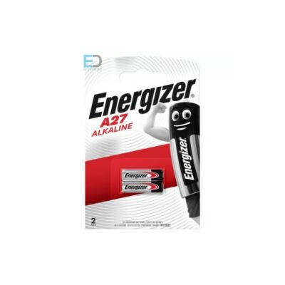 Energizer A27 12V elem (2 db)