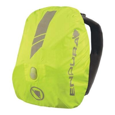 Endura Luminite Backpack Cover, hi-viz yellow láthatósági táskahuzat