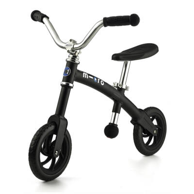 G-Bike Micro Chopper, fekete