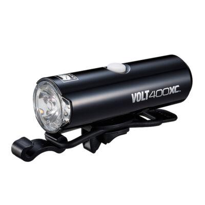 Cateye Volt 400 XC (HL-EL070RC), fekete első lámpa