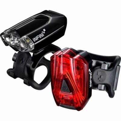 Infini Lava USB fekete lámpa szett