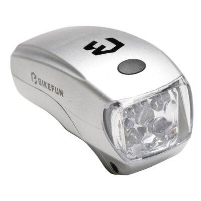 Bikefun Lucid 5 LED-es ezüst
