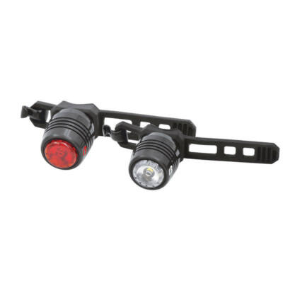 Bikefun Knob USB lámpa szett