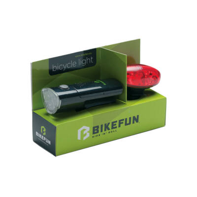 Bikefun Link set 5+4 LED