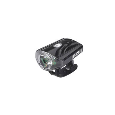Bikefun Jet 1 LED usb, fekete