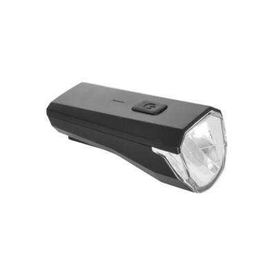 Bikefun Stream 1 LED usb, fekete