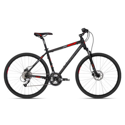 Kelly's Cliff 90 black red 2018