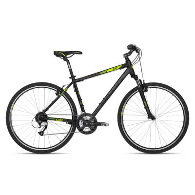 Kelly's Cliff 70 black green 2018