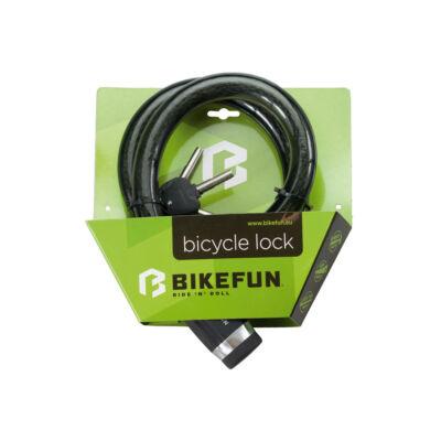 Bikefun Defender 25x1000 sodrony zár