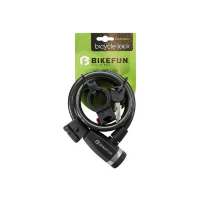 Bikefun Scutum 10x1200 spirálzár