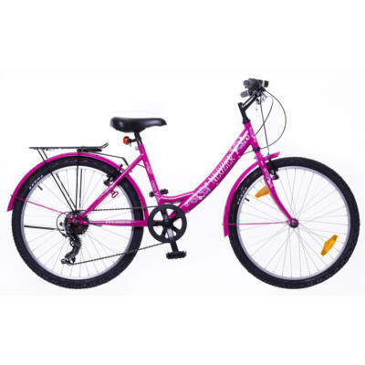 Neuzer Cindy 24'' City, pink/pink