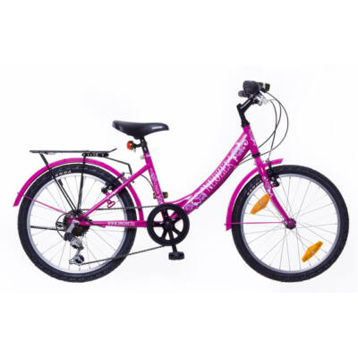 Neuzer Cindy 20'' City, pink/pink
