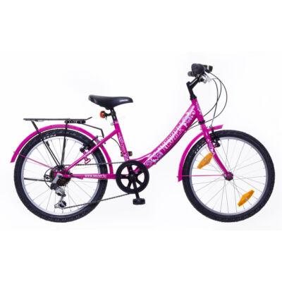 Neuzer Cindy 20'' City, pink/pink