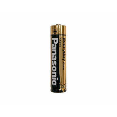 Panasonic micro ceruza AAA 1,5V elem