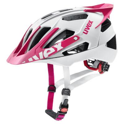 Uvex Quatro pro, white-pink mat
