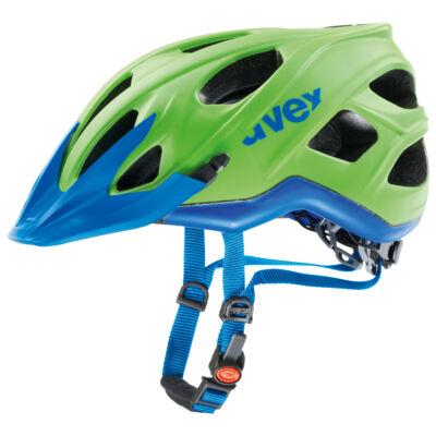 Uvex Stivo cc, green-cyan mat kerékpár sisak