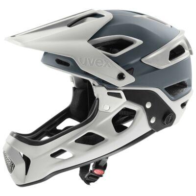 Uvex Jakkyl hde 2.0, grey mat  kerékpár sisak