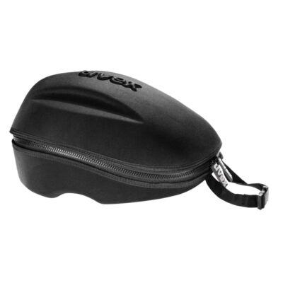Uvex Helmet box, black sisaktartó