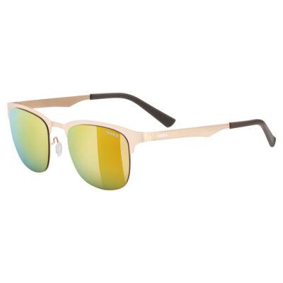 Uvex Lgl 32, gold napszemüveg