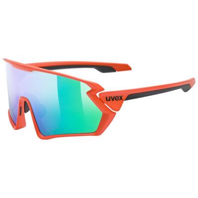 Uvex Sportstyle 231, orange mat napszemüveg