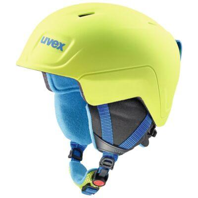 Uvex Manic pro, lime-blue met mat sísisak
