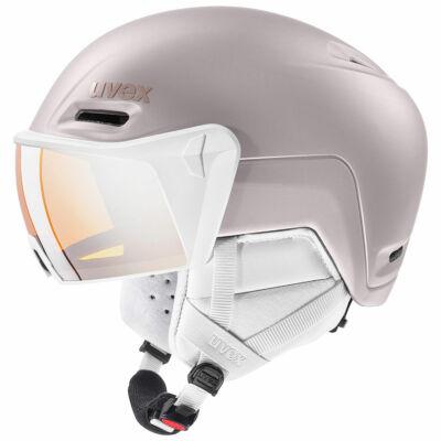Uvex Hlmt 700 visor, rose mat sísisak