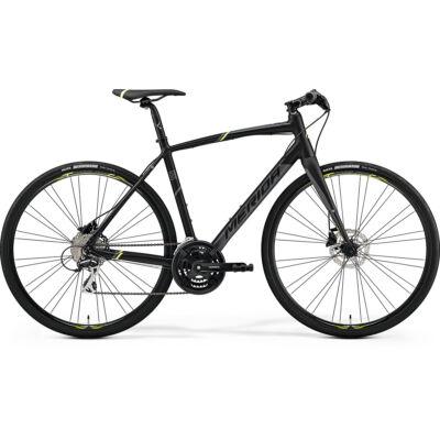 Merida Speeder 100, matt-black (yellow/grey) 2019