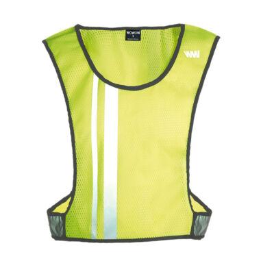Láthatósági mellény Wowow Dark Jacket 3.0 sárga